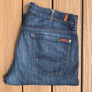 "7 for All Mankind  ""Austyn"" Men's Jeans Sz:36x30"